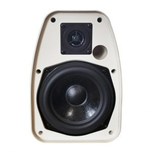 BIC Adatto DV52si-W bookshelf surround speaker 4
