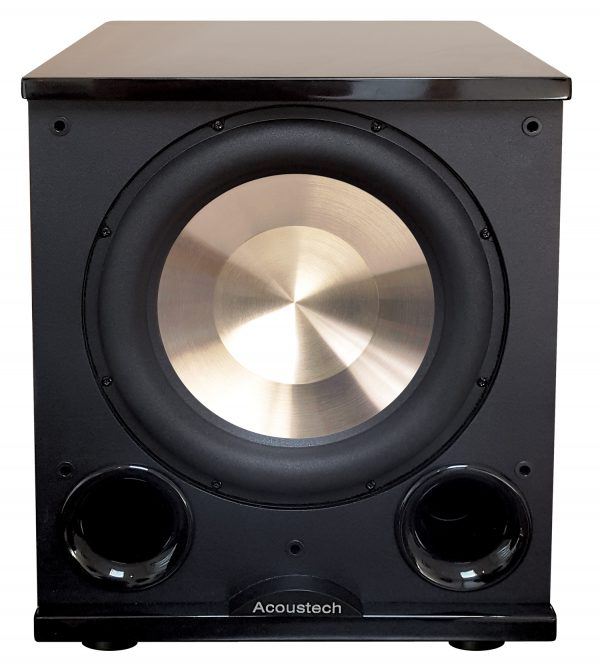 Acoustech PL-200 II Subwoofer with Lacquer