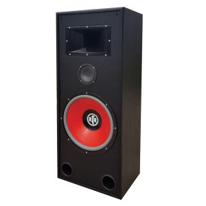 "RtR-EV15 Biampable 15"" Tower Speaker"