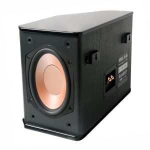 Acoustec PL-66 Bookshelf Surround Speakers side view